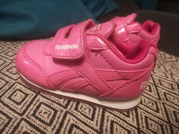 Reebok adidasy różowe 21