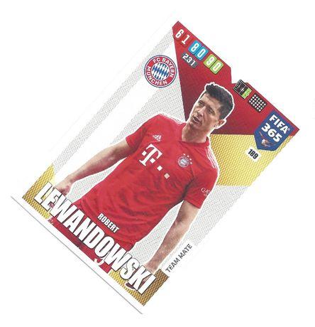 Karty Fifa 365 z roku 2020 ( wszystkie są dostępne ! )