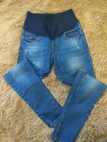 Моднячі джинсики для вагітної.