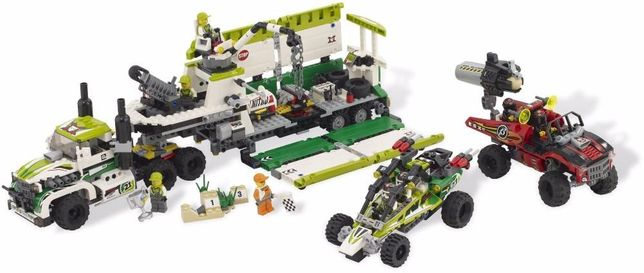 LEGO World Racers 8864, 8897, 8898