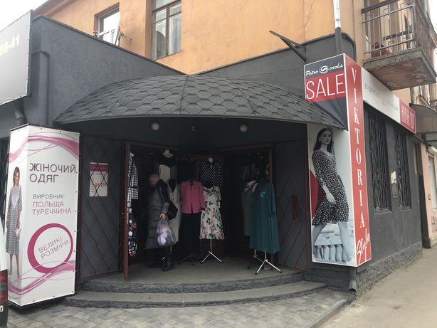 Продам комерційне приміщення в центрі міста