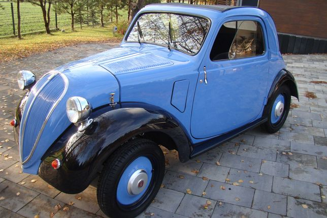 Fiat Topolino 1941,Willys 1959