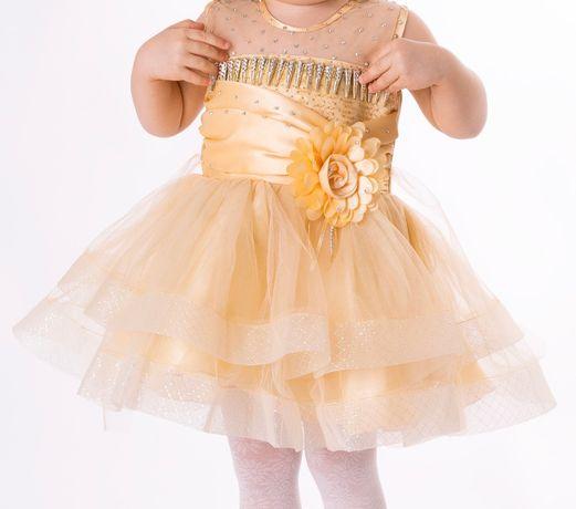 Sukienka dla dziewczynki 18 m-cy