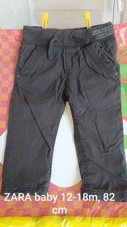 NEXT ZARA baby штаны на коттоновой подкладке 80, 86, 92 см (1-2 года)