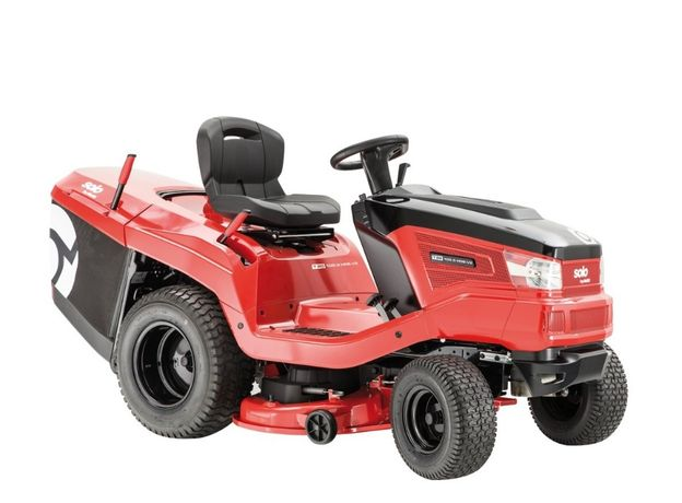 Traktorek kosiarka AL-KO T 20-105.6 HD V2 - Baras