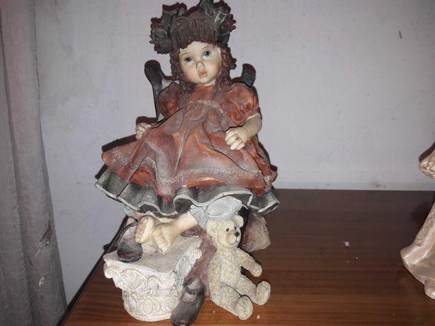 2 Estátuas de colecção