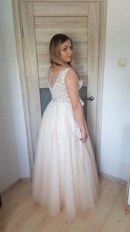 Suknia ślubna rozm. 38-40