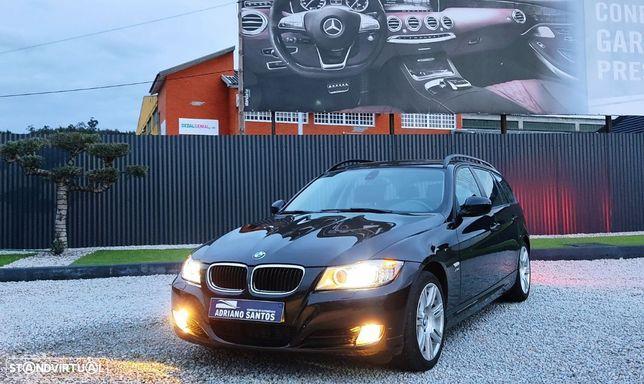 BMW 320 d Touring xDrive Auto
