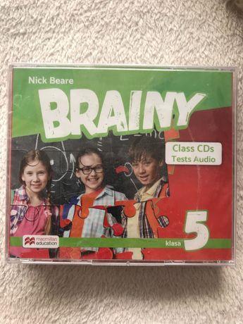 BRAINY klasa V Audio CD NOWE !!!