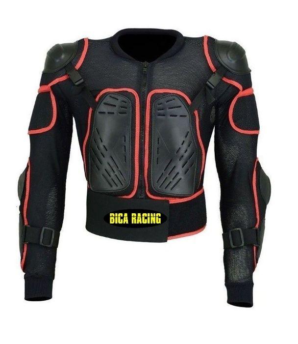Coletes motocross integral Novos varios tamanhos