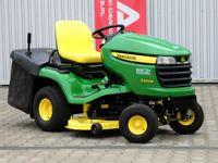 Traktorek kosiarka John Deere X300R (141002) - Baras