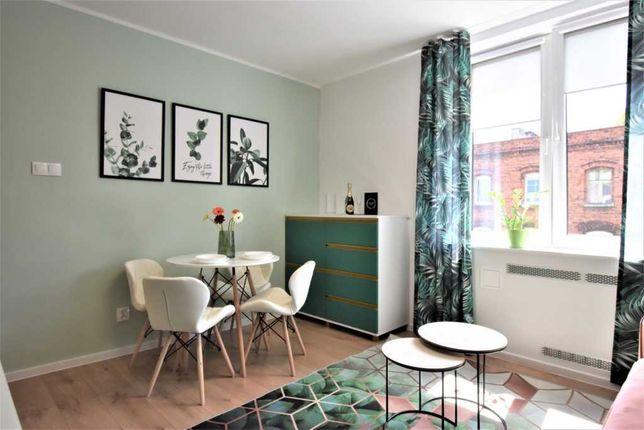 Nowoczesne mieszkanie z gwarancją, wynajęte i pełną obsługą najmu