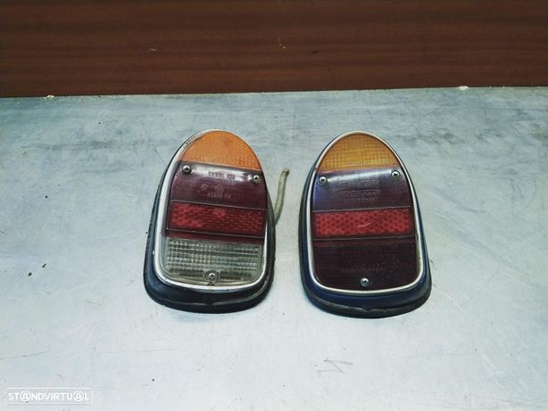 Farolins Traseiros VW Beetle Carocha