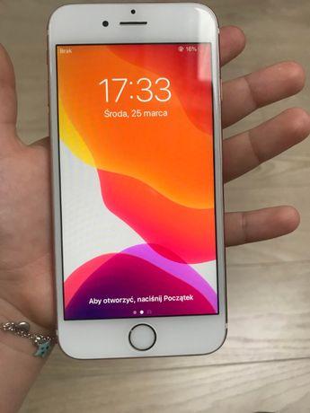 iphone 6s 32gb różowe złoto