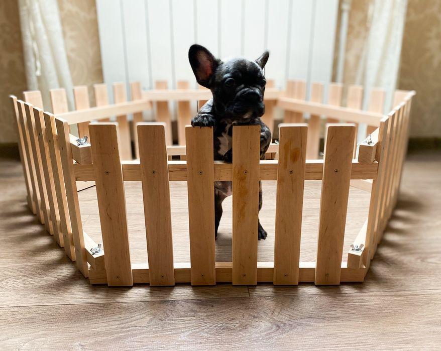 Заборчик, загородка, вольер для щенков Ирпень - изображение 1