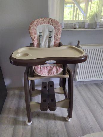 Krzesełko/Bujak do karmienia dzieci Apollosun