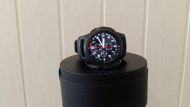 Samsung SM-R760 Gear S3 Часы Мужские.