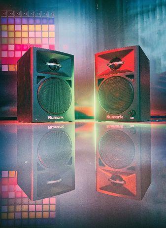 Numark N Wave 360 - kompaktowe monitory odsłuchowe   GŁOŚNIKI