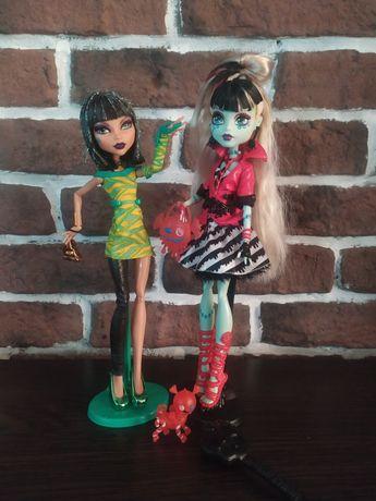 Продам две куклы монстер хай Клео и Френки