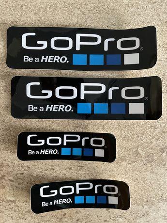 Autocolantes GoPro oficiais