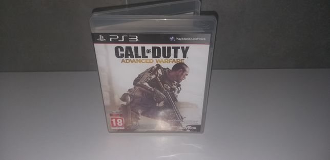 PS3 Call Of Duty Advanced Warfare Gra Na Sony Ps3 Po Polsku WYSYLAM