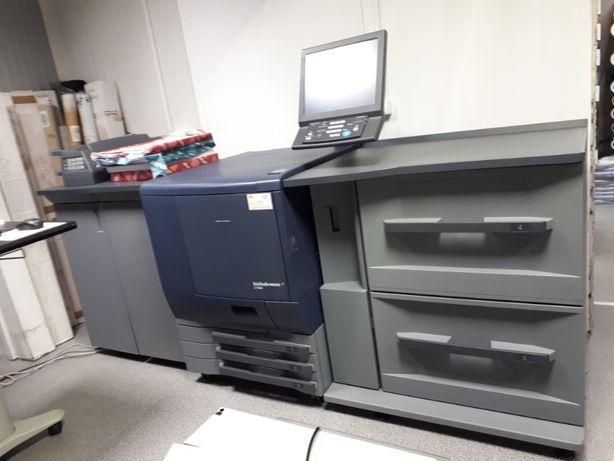 konica minolta bizhup press c7000 - GWARANCJA! licznik 251.300