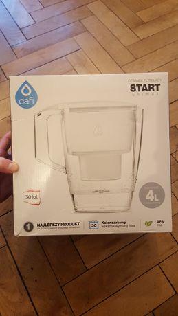 Dzbanek filtrujący wodę Dafi