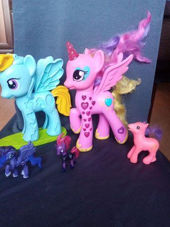 Koniki Pony, zabawki, książki, gratisy