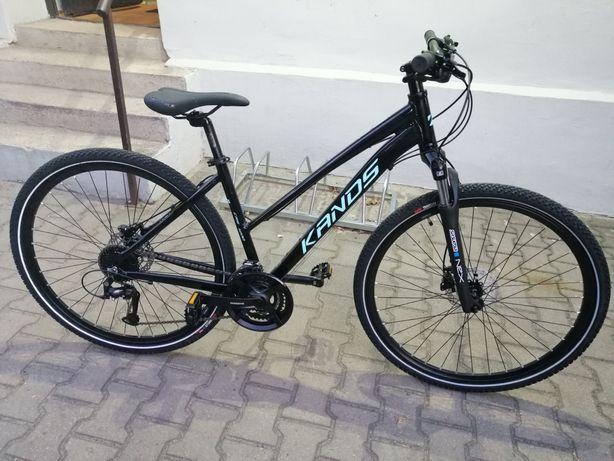 Nowy rower Crossowy Kands Crs-1200 damski /unisex/acera /hydraulika