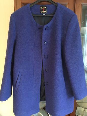 Płaszcz damski kolor ciemny niebieski