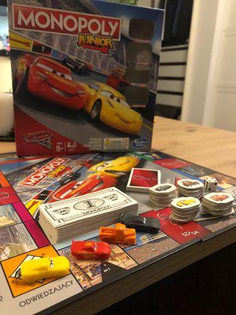 Monopol junior zygzak mcqueen