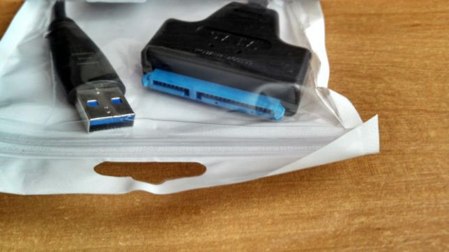 Sata адаптер USB 3.0, 2.0 (адаптер для винчестера)