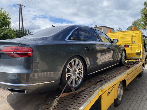 Audi A8 D4 Na Czesci