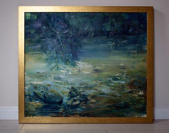 Obraz olejny, malarstwo