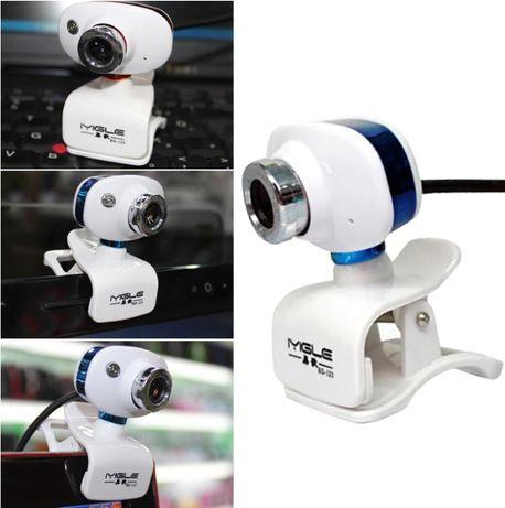 Kamera Kamerka 1080P Internetowa FullHD AutoFocus Obrotowa Z Mikrofone