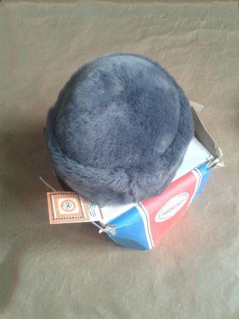 Женская шапка производства ссср из импортного искусственного меха