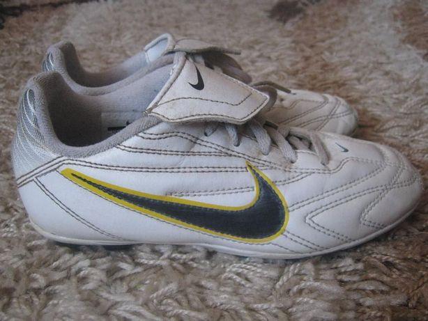 Оригінальні бутси, копачки Nike, 32 р.