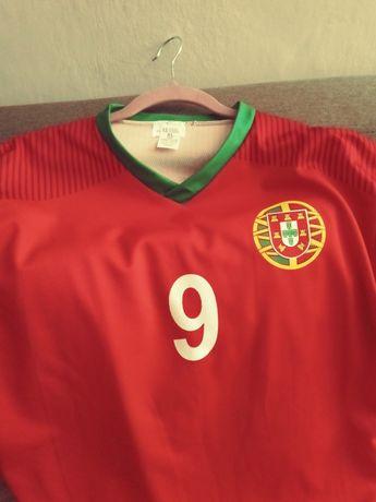 Koszulka meska pilkarska portugalia Eder XL