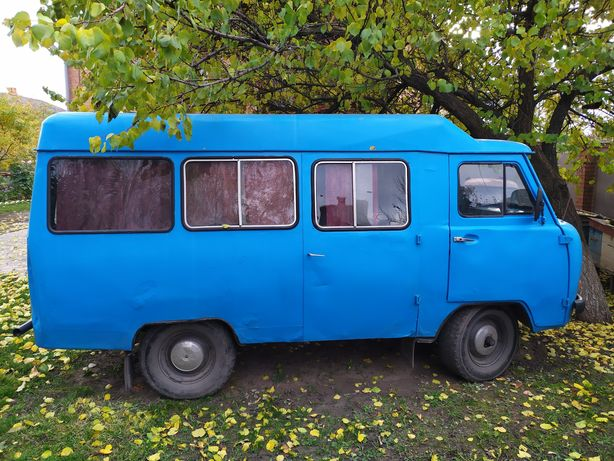 УАЗ 452 груз-пас