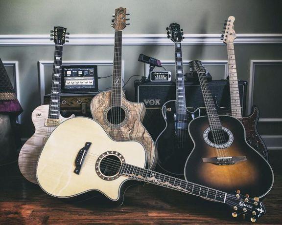 Ремонт гитар,точная настройка мензуры и т.д.