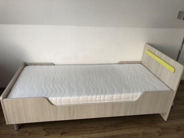 Łóżko młodzierzowe z materacem RELAX TERMO