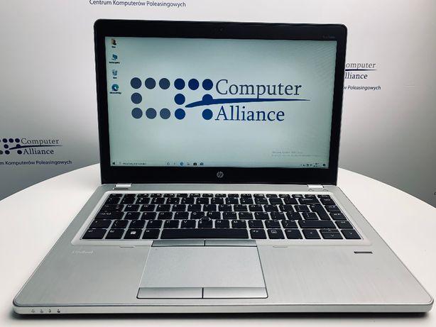 Laptop HP Folio 9480m i5-4310U 8 GB DDR3 128 GB SSD 14.1″ HD+ Klasa A