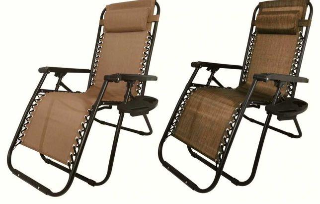 LEŻAK Fotel  Plażowy + GRATIS