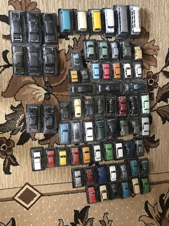 Автолегенды СССР 69 моделей