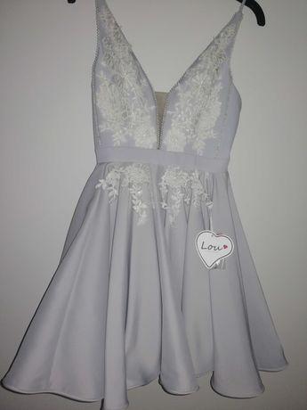 Sukienka LOU XS, nowa