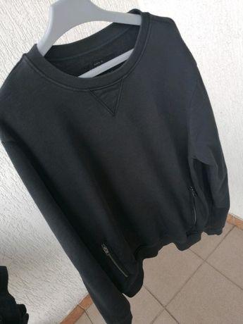 Allsaints bluza oversize czarna okazja!