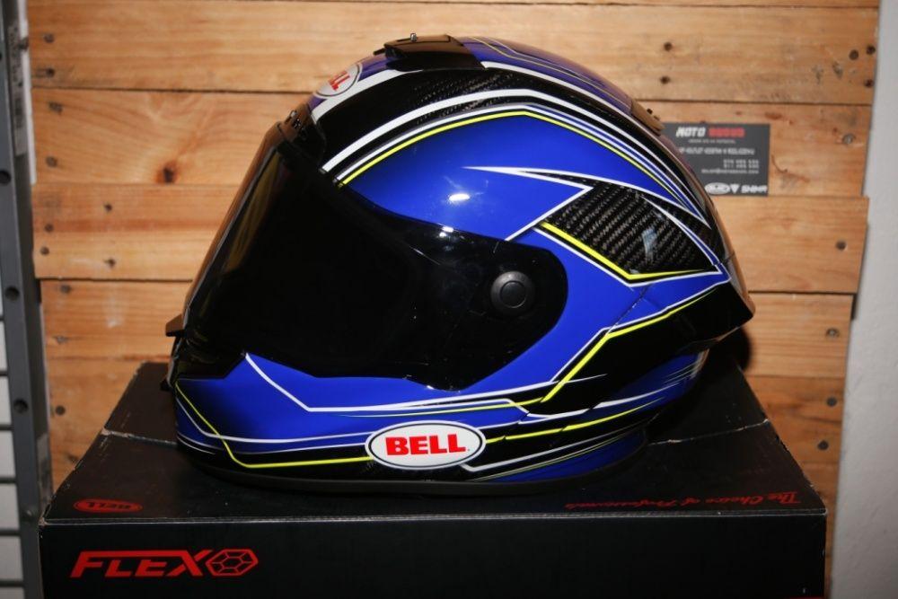 Kask BELL Race Star Carbon 'L! Jak nowy! Augustówek - image 1