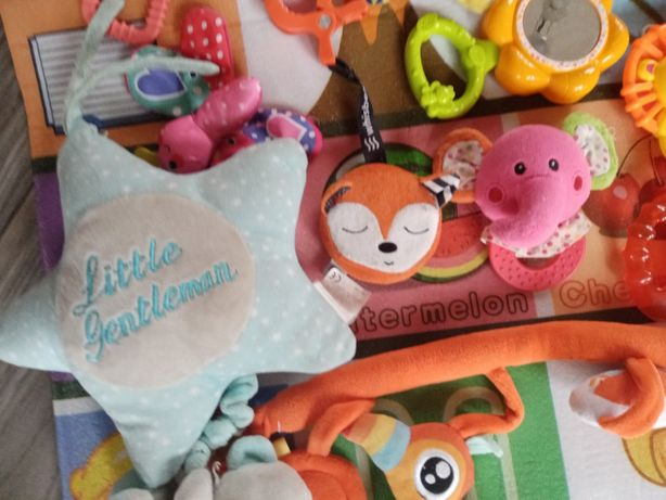 Zabawki dla dziecka sprawne