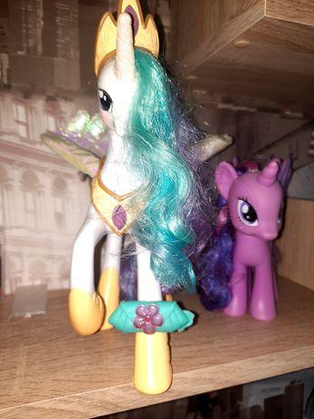 Księżniczka My Little Pony CELESTIA drugi gratis