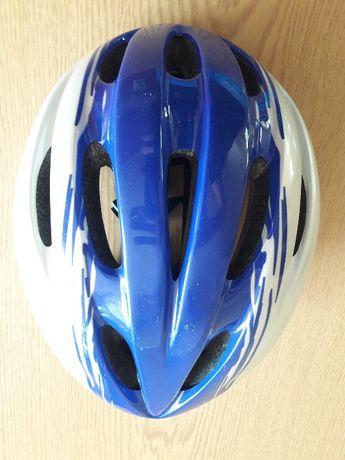 Kask rowerowy firmy SPORTATLAS rozmiar M (54-58).